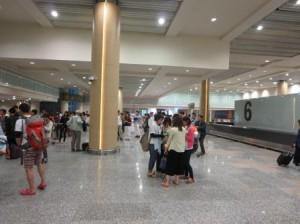 広々の空港